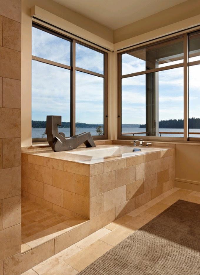 10 Amazing Bathroom Tile Ideas Maison Valentina Blog