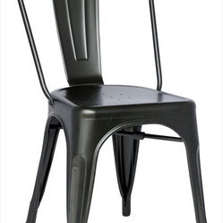 Galvanized Steel Chair Products on Houzz