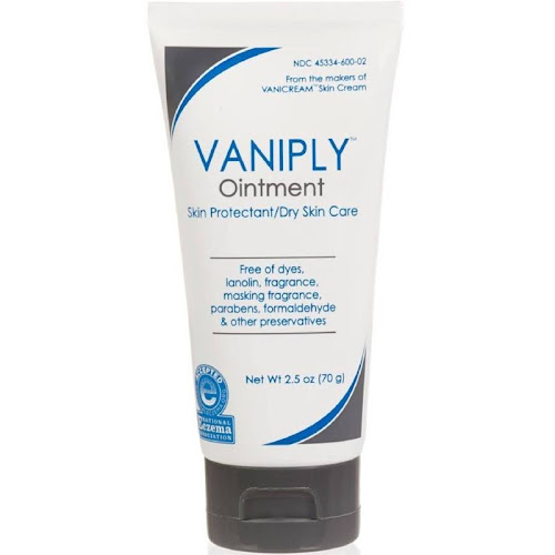 Vanicream Skin Protectant Ointment - 2.5 oz tube