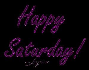 Good Morning Happy Saturday Picmix