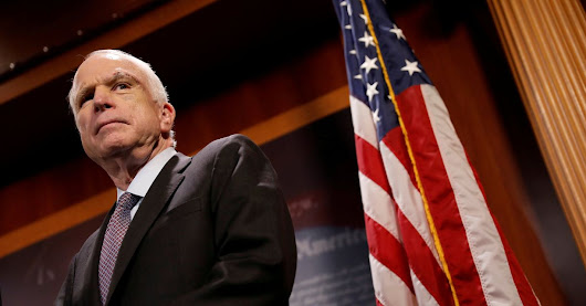 Who Lost The House? John McCain - WSJ