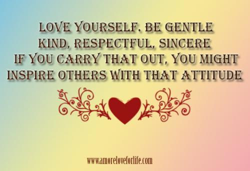 Love Myself Attitude Quotes Quotations Sayings 2019
