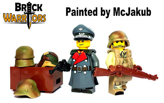 Custom LEGO Minifigure of the Week - German General by McJakub