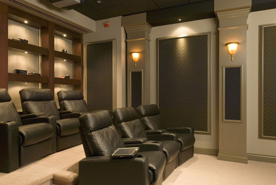 Chattanooga Home Theater Installation/Media Room Installation | AV ...