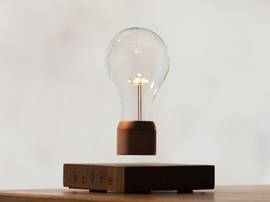 Flyte:  Levitating Light by Simon Morris — Kickstarter