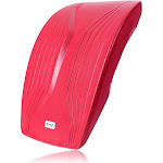 Goplus Ab Mat Abdominal Trainer Sit Up Support Pad-Red | Costway