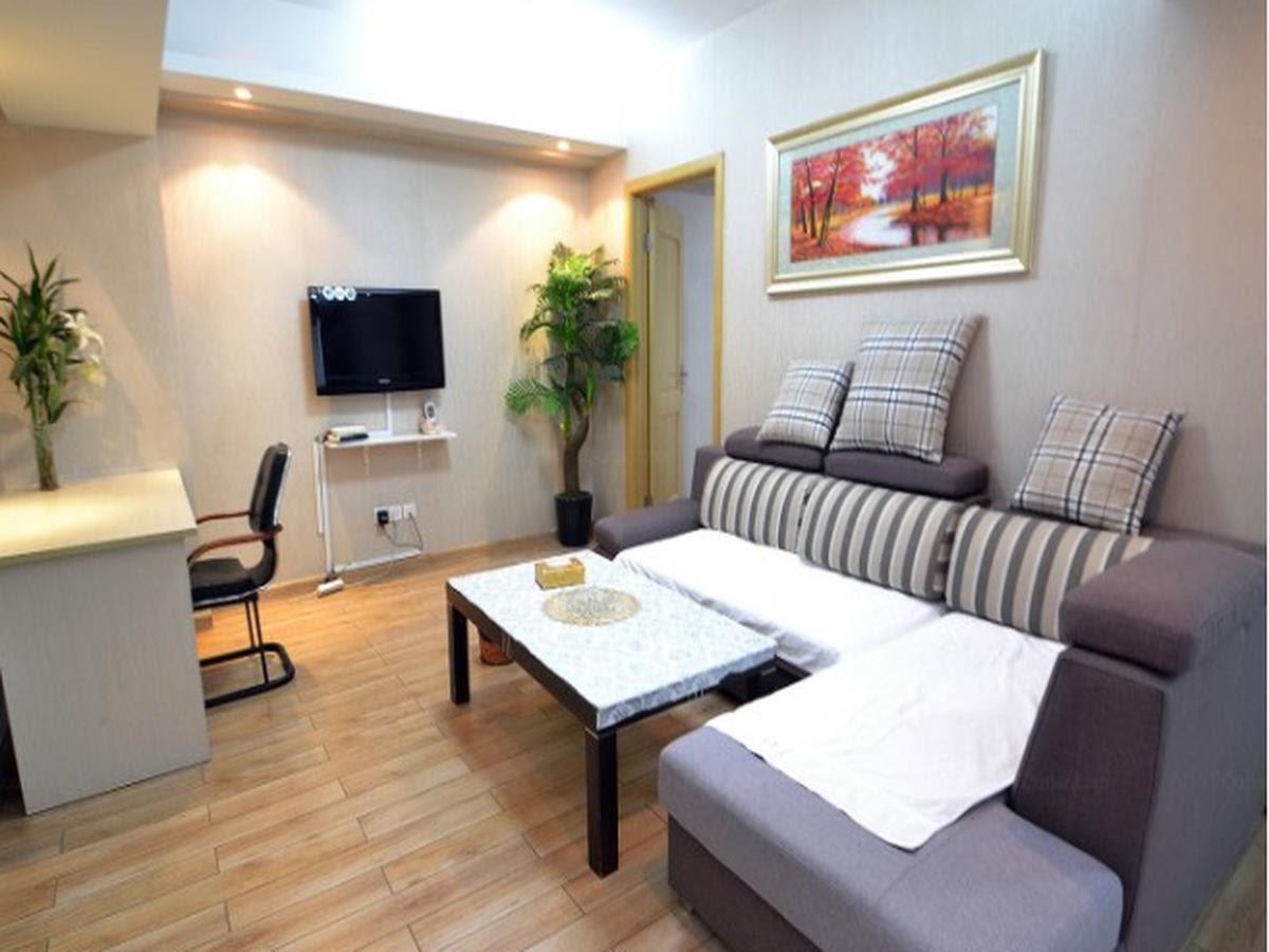 Review Nanjing Haoting Hotel Apartment