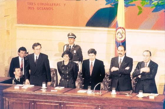 Asamblea constitucional 1991