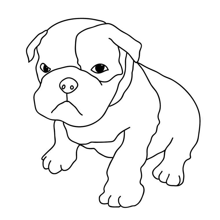 302 Dibujos De Perros Para Colorear Oh Kids Page 18