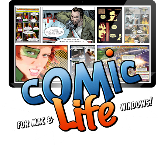 Comic Life 3 for Mac & Windows |