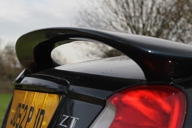 Rear Spoiler MG ZT 190