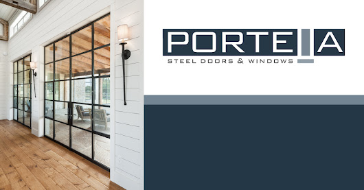 The Trend to Large Format Doors Means Complex Installations - Portella