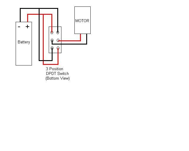 Servo Winch On A 3 Way Switch Rccrawler