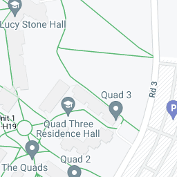 Lucy Stone Hall University Maps