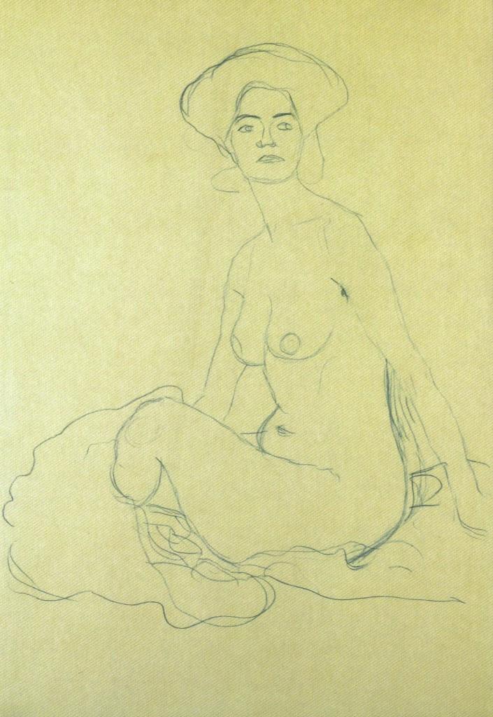 Gustav Klimt erotica sensual9
