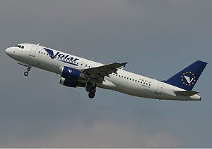 Volar Airlines Airbus A320