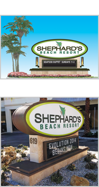 Signature Signs Inc Safety Harbor Fl Three Dimensional Carved