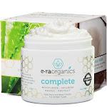 Era Organics Face Moisturizer Cream Natural & Organic - Advanced 10-in-1 Non Greasy Daily Facial Cream with for Oily, Dry, Sensitive Skin - 4 oz