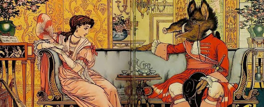 10 Transgressive Fairy Tales for Grown-Ups | Writing and Books