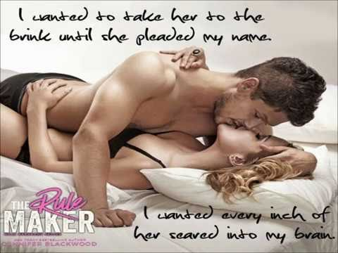 The Rule Maker (The Rule Breakers #2) by Jennifer Blackwood
