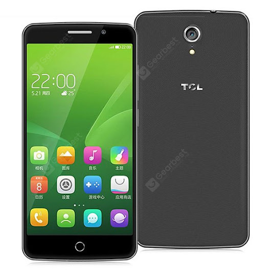 TCL 3S M3G 4G LTE Smartphone-129.99 and Free Shipping | GearBest.com Mobile
