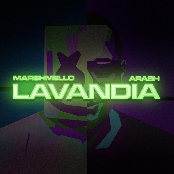 Marshmello & Arash - Lavandia - Single [iTunes Plus AAC M4A]