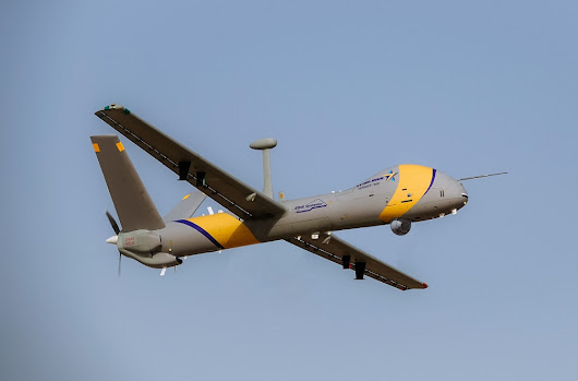 Elbit Systems' New UAV is Capable of Operating in Civilian Airspace
