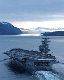 From http://www.flickr.com/photos/9968740@N07/10654218764/: USS Ronald Reagan