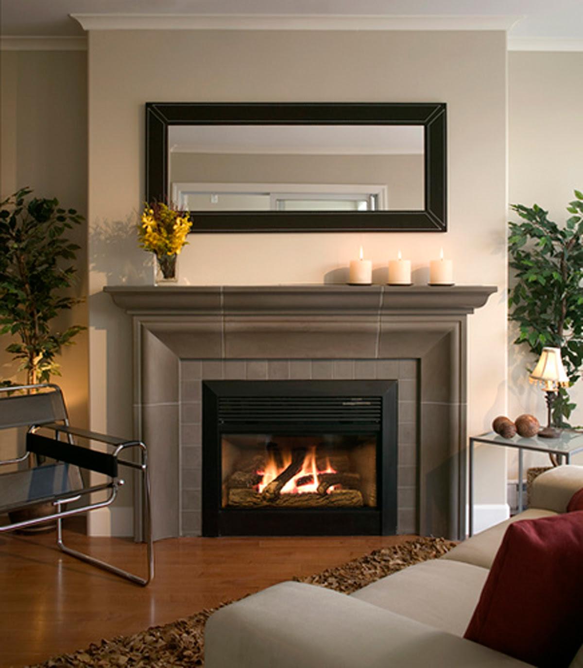 Cool Fireplace Designs – HomesFeed