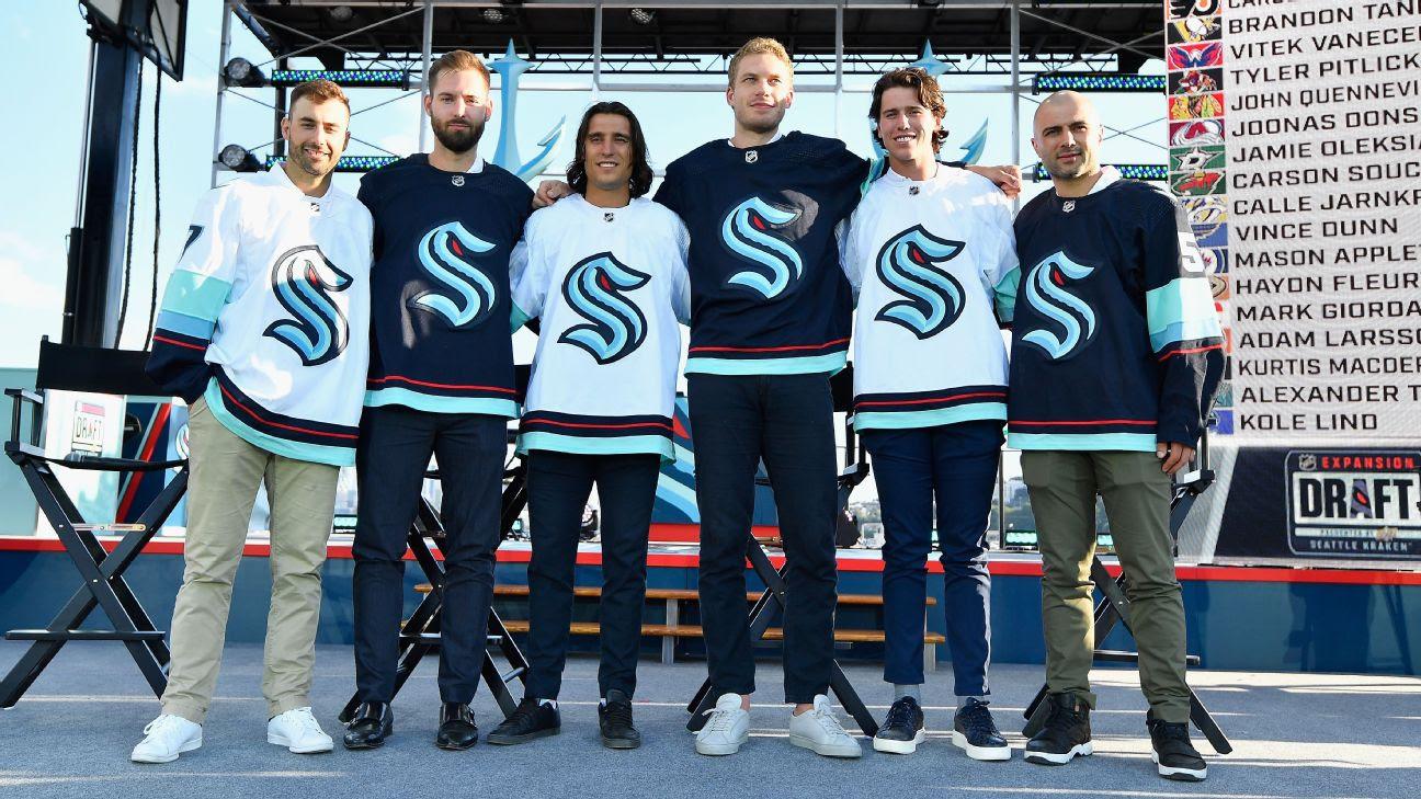 Seattle Kraken expansion draft: Top takeaways as newest NHL team takes shape