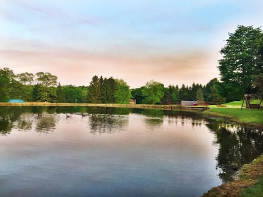 Kenisee Lake RV Campground - Jefferson, OH - Real Mom Reviews