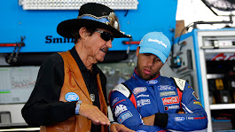 Richard Petty on Bubba Wallace's rookie season: 'I think we will all get better' | NASCAR | Sporting News