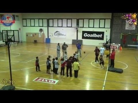 Βίντεο από τα διαγωνιστικά παιχνίδια και τις βραβεύσεις του 5ου Παναθλητικός Holiday tournament 2015