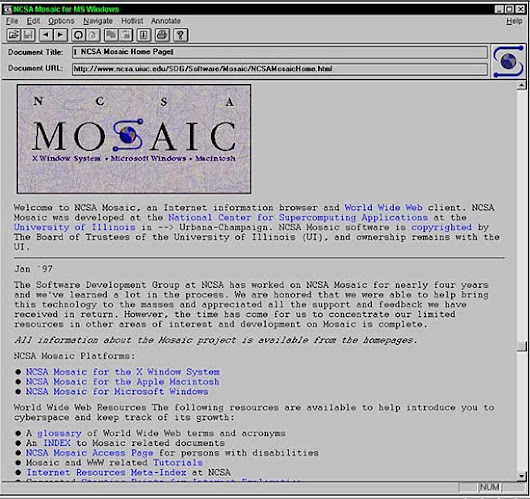 April 22, 1993: Mosaic Browser Lights Up Web With Color, Creativity | WIRED