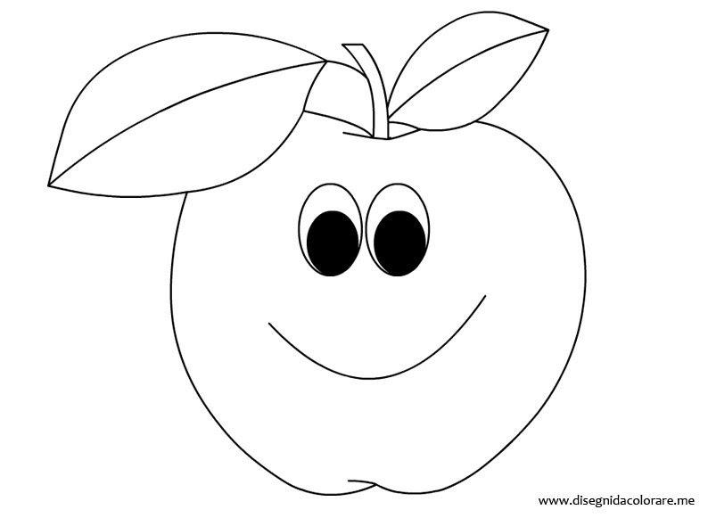 Disegni Frutta Per Bambini Ho81 Pineglen