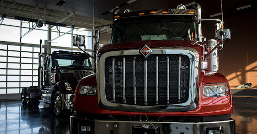 Truck Orders Soaring on Growing Freight Demand - WSJ