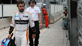 Alonso: That was probably F1's dullest race ever