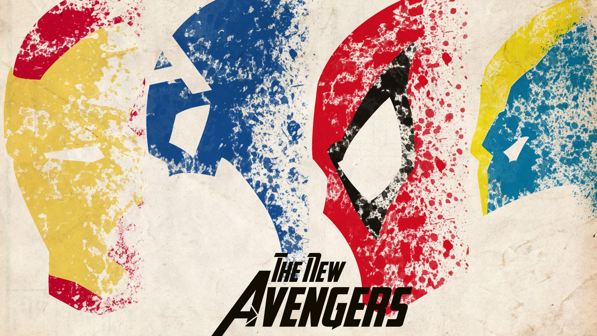 The New Avengers 1920x1080 Wallpaper