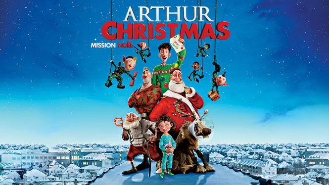 Arthur Christmas | filmes-netflix.blogspot.com