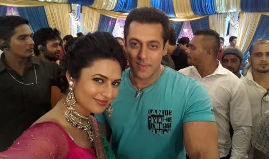 Salman Khan on Yeh Hai Mohabbatein; Ishita Bhalla goes on a selfie spree with the superstar!
