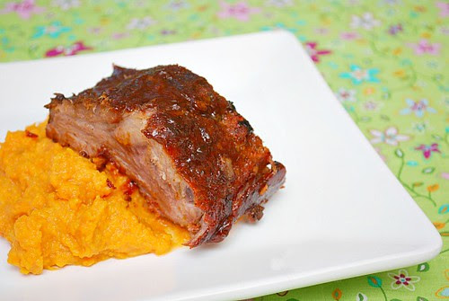 Bourbon Baby Back Ribs