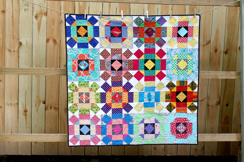do. good stitches HAVEN May quilt