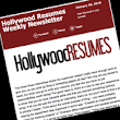 Hollywood Resumes - Blog