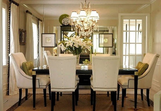 Chandeliers for dining rooms - The basic things when choosing ...