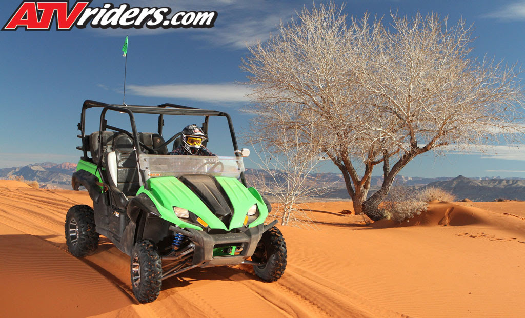 hollow sand park state atv ohv sxs utv ride adventure utah riding teryx area george st paradise kawasaki acres covers