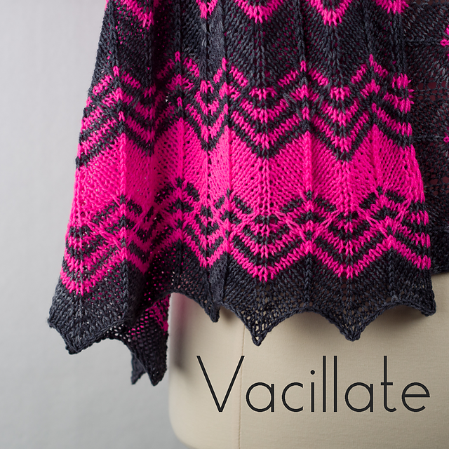 Vacillate by Cindy Garland