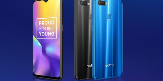 Realme U1 With Helio P70 Launched in India: Price Starts at Rs 11,999