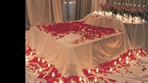 Ever thought why wedding beds include rose petals