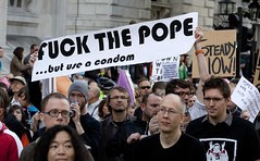 Protest the Pope