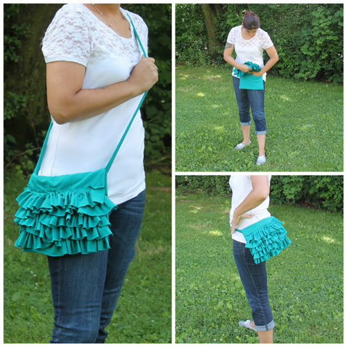 How to Make a Hippitee-Do-Dah Bag • WeAllSew • BERNINA USA's blog, WeAllSew, offers fun project ideas, patterns, video tutorials and sewing tips for sewers and crafters of all ages and skill levels.